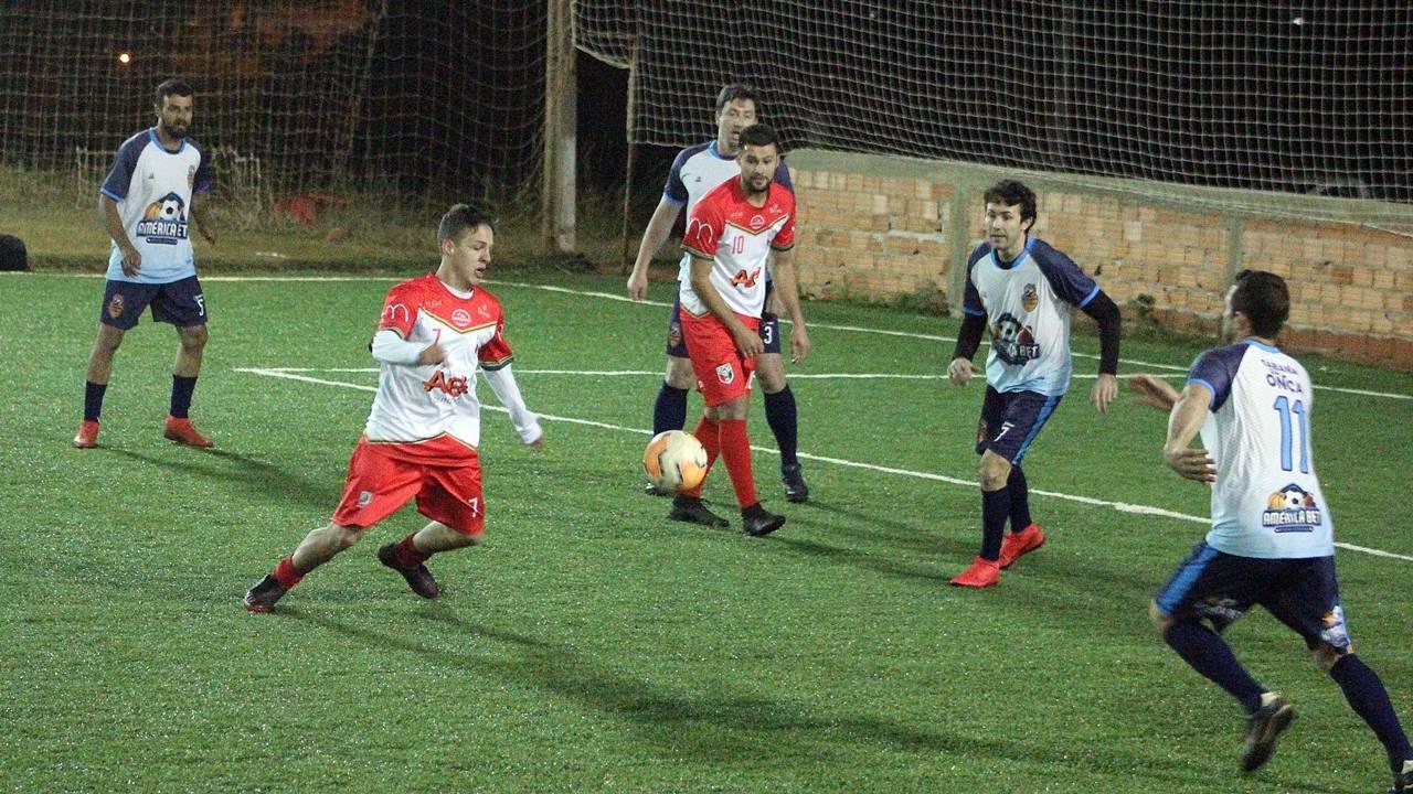 Cabana da Onça vence AGV nos shoot-out e fatura o título da 5ª Copa Interclubes Chave Ouro de Fut7