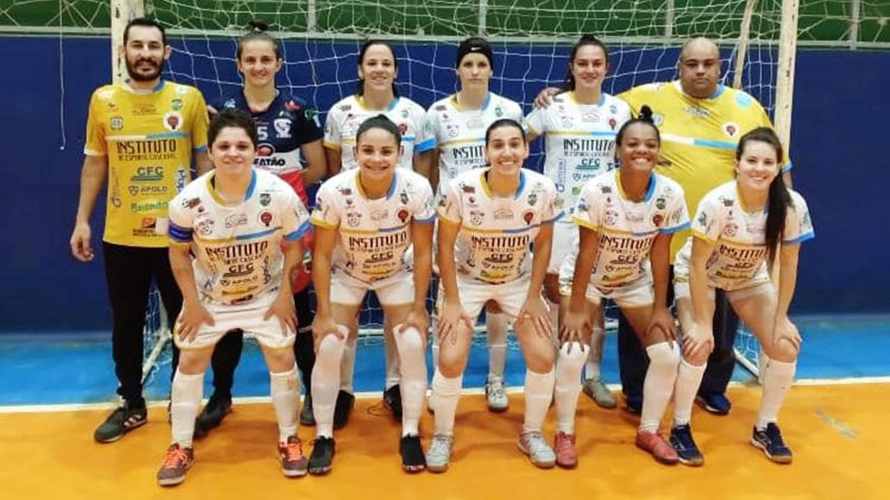 Instituto Cascavel Futsal vence Foz Cataratas pelo Paranaense Feminino