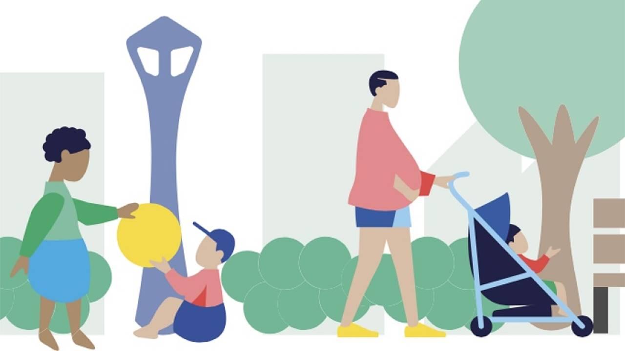 Cascavel firma parceria internacional para criar espaços, programas e serviços com foco na primeira