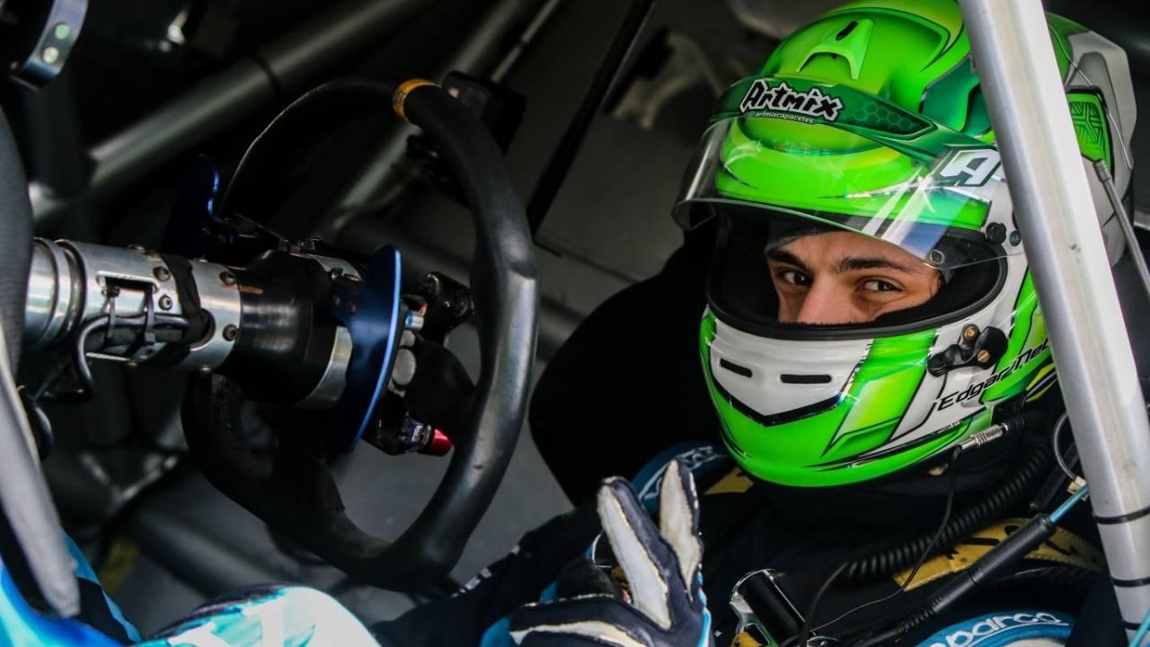 Stock Light: Pontos conquistados em Interlagos animam Cascavelense Edgar Neto para próxima corrida