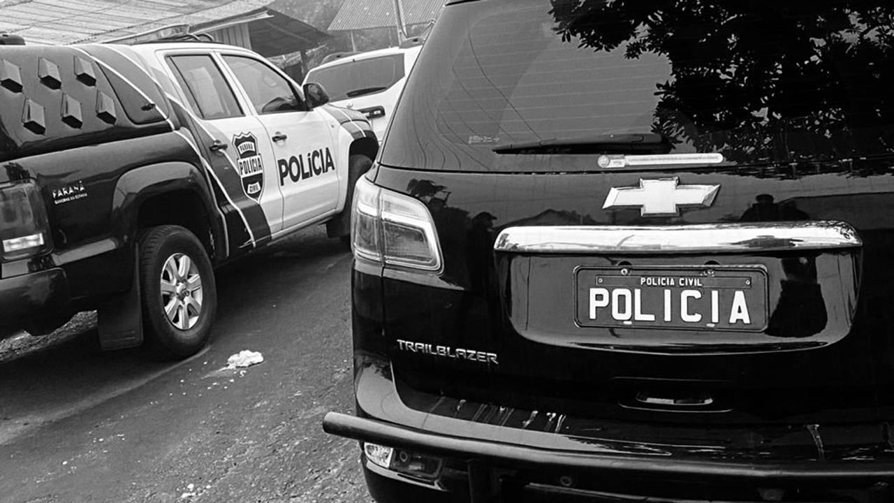 Mãe é presa acusada de estuprar filha junto com padrasto em Ponta Grossa