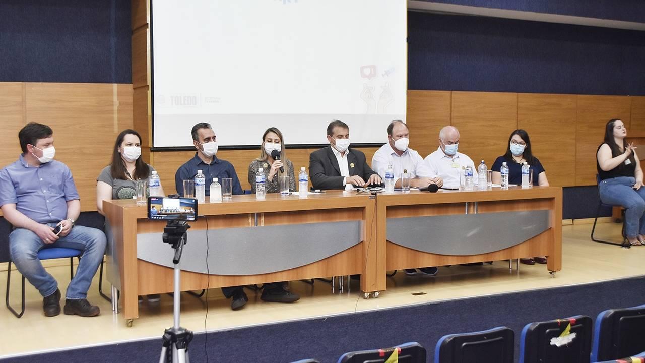 Covid-19: Toledo será o primeiro município a imunizar pessoas de 12 a 17 anos