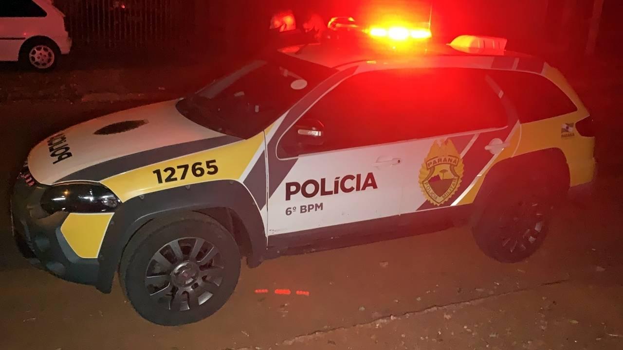 Jovens são detidos após tentativa de fuga de abordagem da Polícia Militar no Bairro Floresta