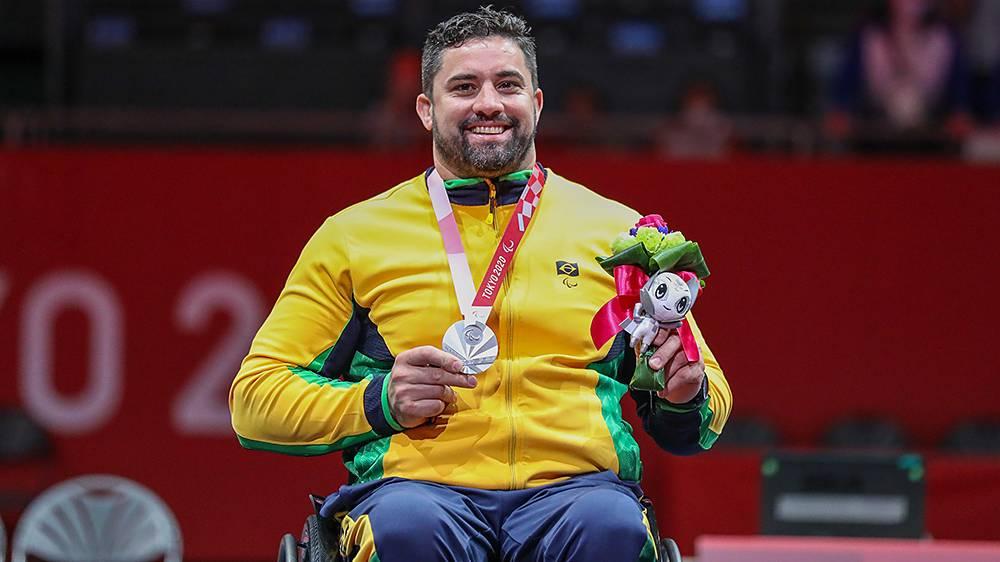 Atletas do Geração Olímpica conquistam medalhas nos Jogos Paralímpicos