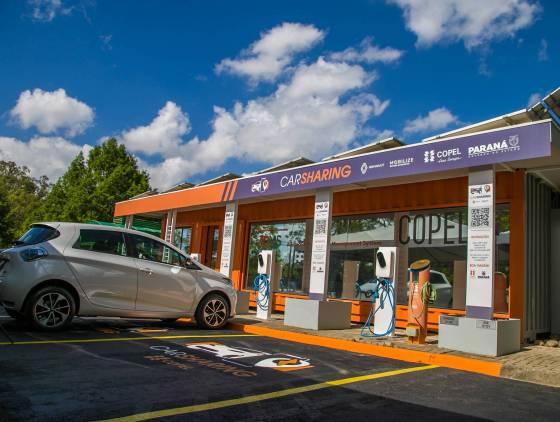 Copel e Renault lançam novo programa de compartilhamento de carros elétricos
