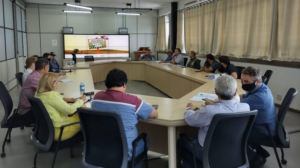Mutirão Safra une secretarias em ações para garantir escoamento da produção agrícola
