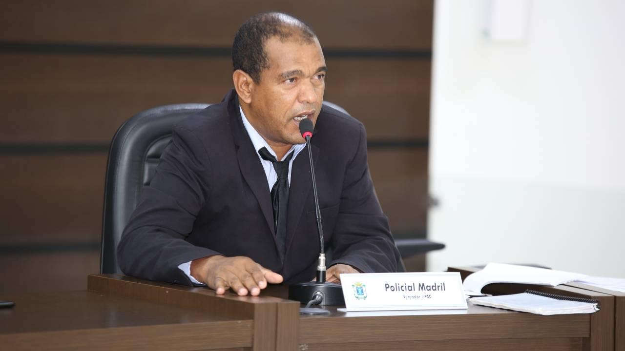 Madril pede à Prefeitura um restaurante popular na região do Cisop, no bairro FAG