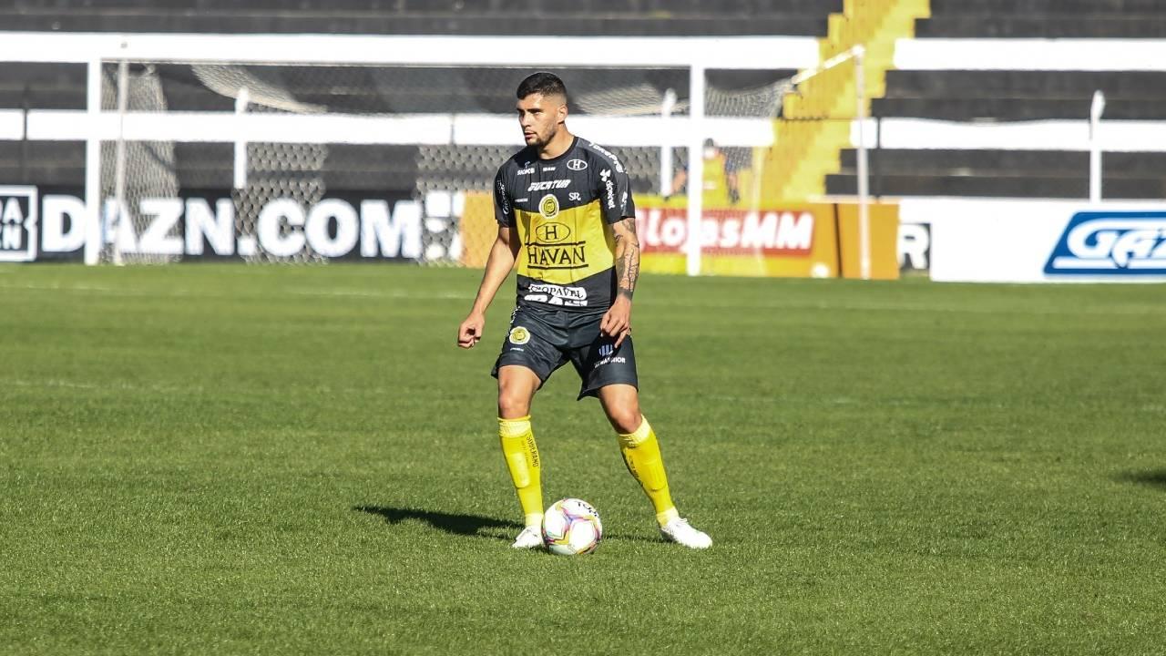 FC Cascavel empresta zagueiro Marcel para o Criciúma até o fim da temporada 2021