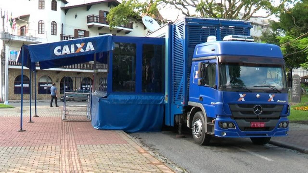 Crédito rural: Caminhão Agro CAIXA está em Cascavel