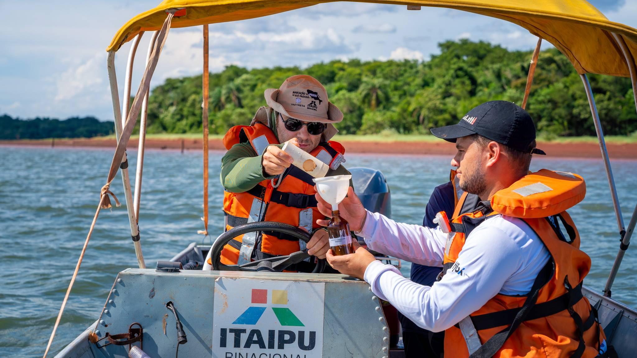 Estudos da Itaipu contribuem para geração de conhecimento científico no País