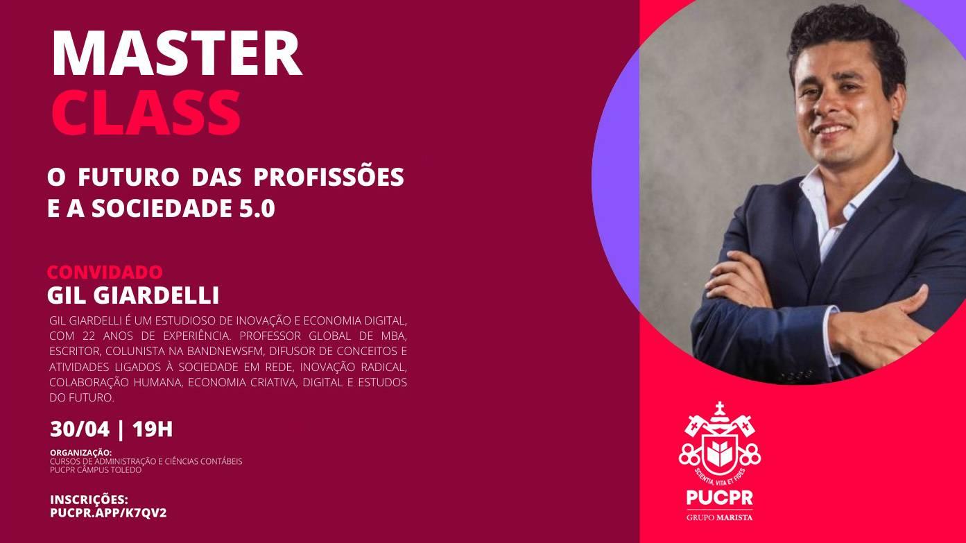 Evento da PUCPR discute o futuro das profissões