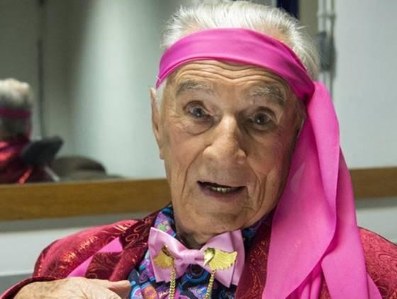 Morre, aos 101 anos, o ator e dublador Orlando Drummond