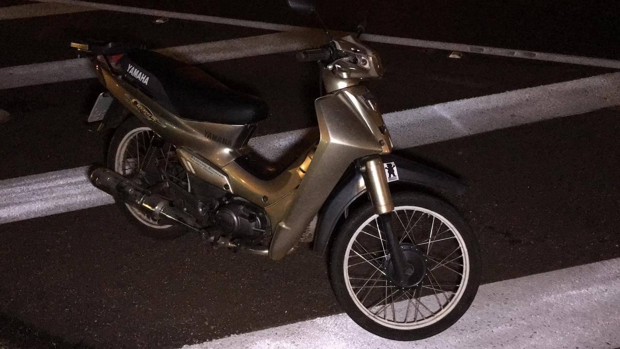 Motociclista de 47 anos fica ferida após queda na BR-277 em Cascavel