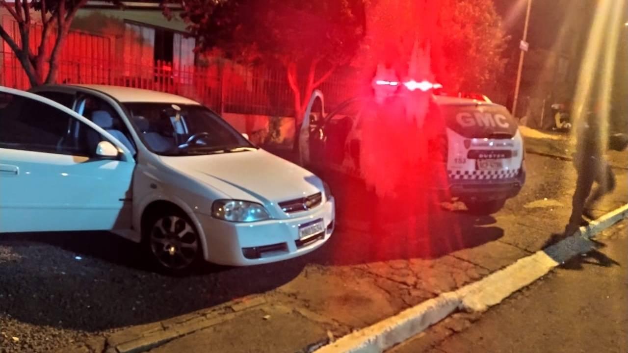 Veículo furtado em Três Barras do Paraná é recuperado pela Guarda Municipal de Cascavel