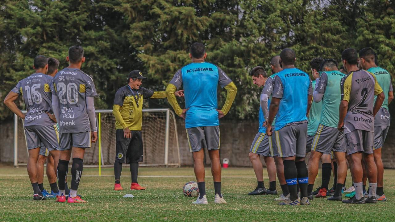 FC Cascavel enfrenta Marcílio Dias no Olímpico Regional pela 13ª rodada do Brasileiro Série D