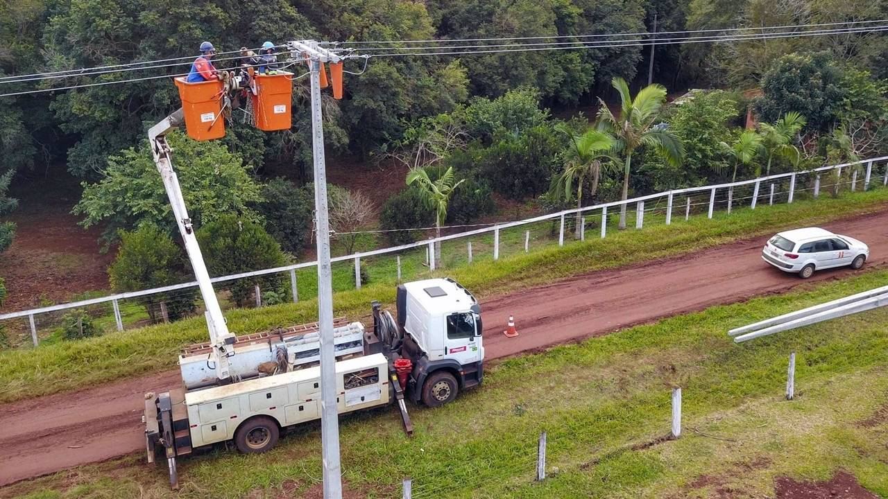 Copel conquista o prêmio de melhor distribuidora de energia do Brasil