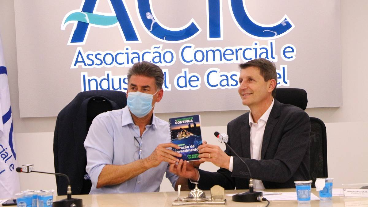 Presidente da Acic diz que Cascavel vive momento especial
