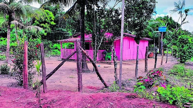 Grávida de sete meses é assassinada com tiro na cabeça no Distrito do município de Tomé-Açu