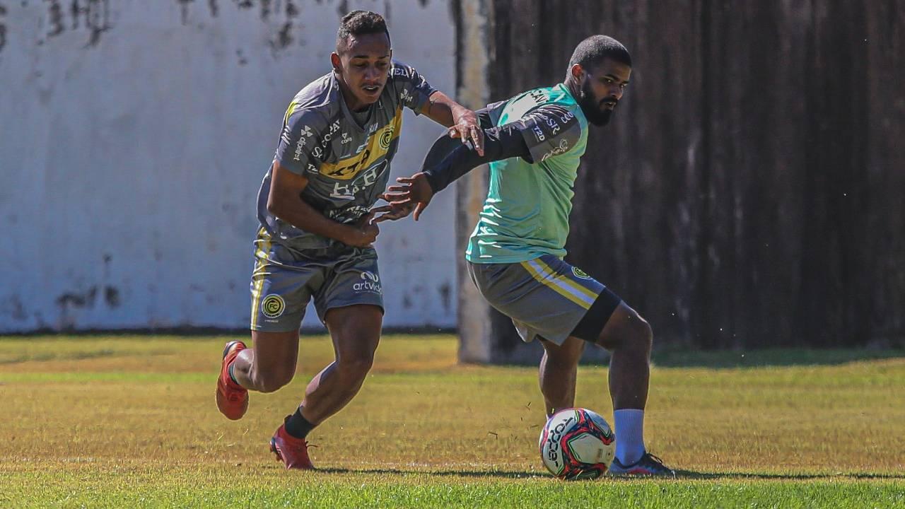 FC Cascavel enfrenta Maringá no Estádio Regional Willie Davids pela 7ª rodada do Paranaense