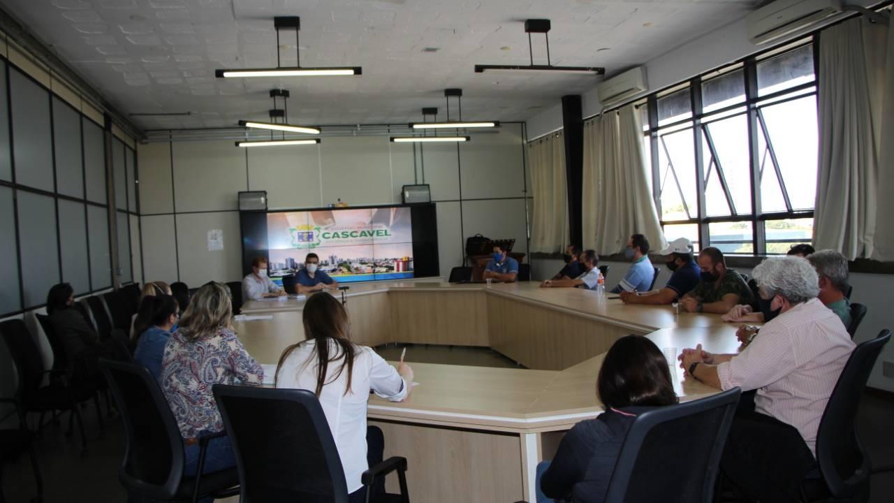 Servidores do Meio Ambiente participam de reunião virtual com a FIPE