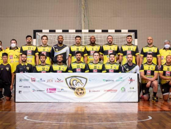 Cascavel disputará Liga Nacional de Handebol pelo segundo ano consecutivo