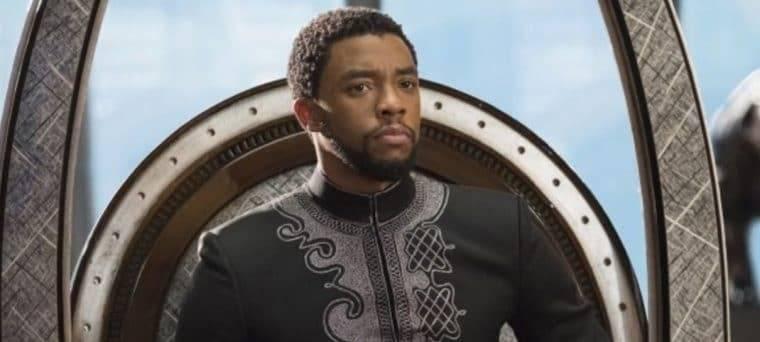Chadwick Boseman, ator de Pantera Negra, morre aos 43 anos