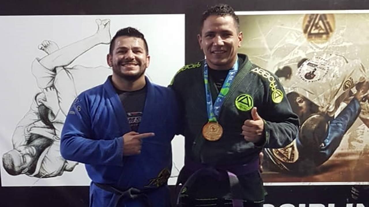 Odair Fernandes: O colecionador de medalhas do Jiu Jitsu paranaense