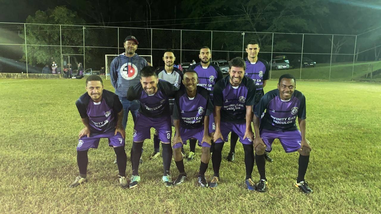 Força Jovem FC goleia AGF System por 6 a 0 pela 1ª Copa TS Porcelanataria