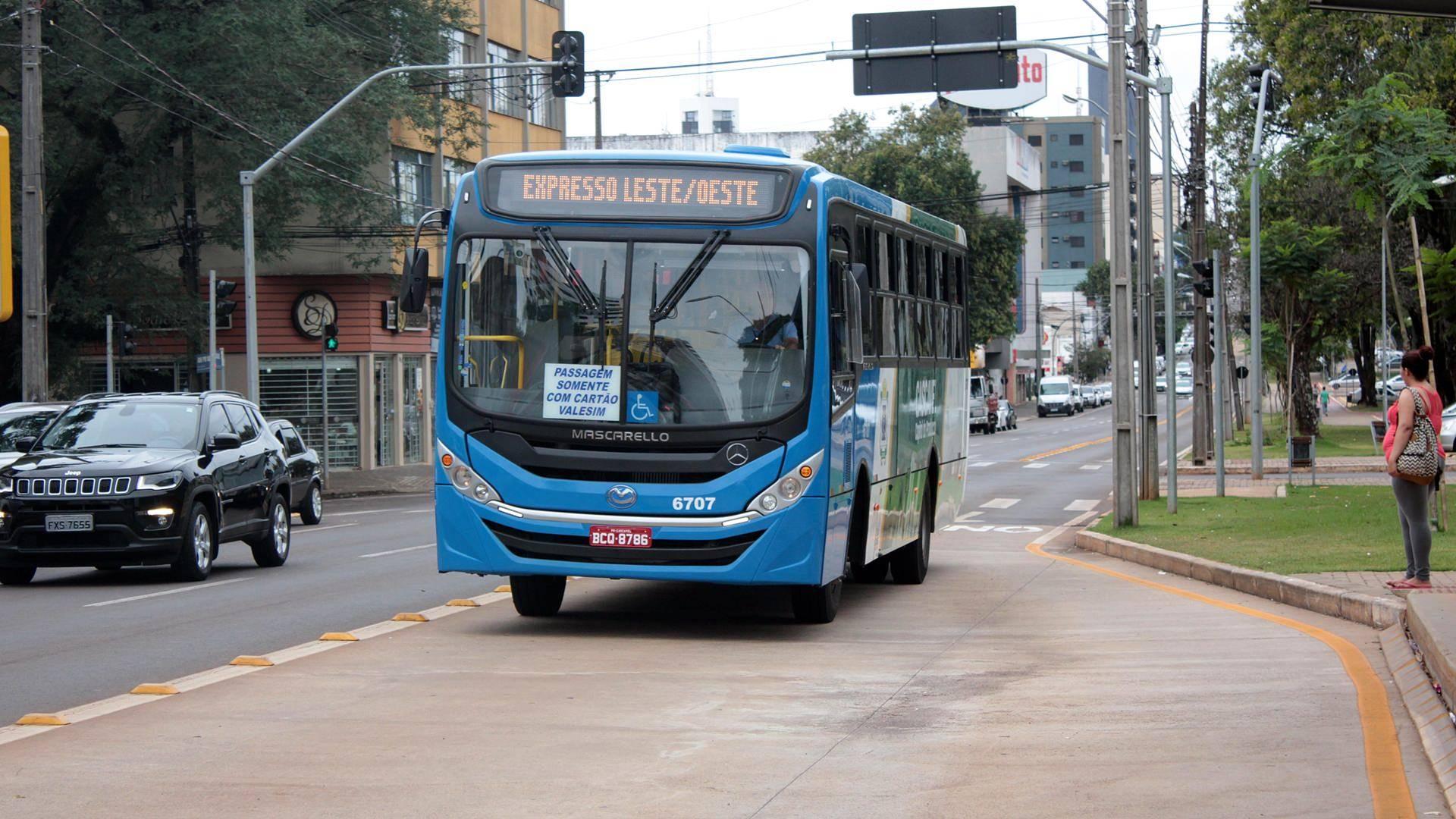 Prefeitura de Cascavel estuda abrir processo administrativo contra as empresas do transporte público