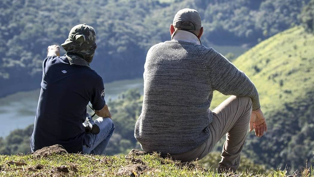 IAT orienta fazendeiros para preservação de harpia rara
