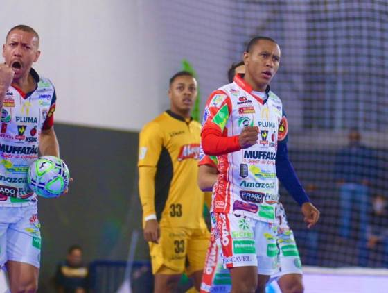 Magnus vence e Cascavel Futsal encerra sua participação na Taça Brasil de Futsal