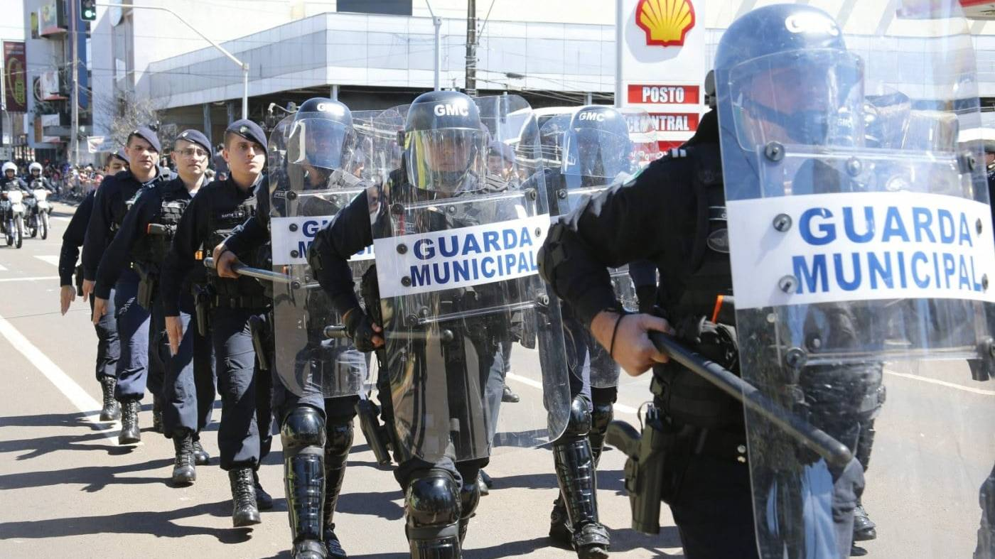 Desvalorização: Servidores da Guarda Municipal de Cascavel recebem um dos menores salários do Paraná