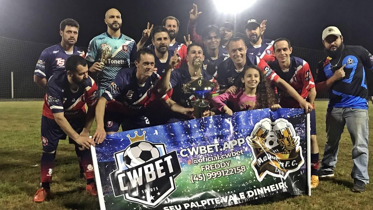Malkarater's vence Cido Reciclagem e fatura o título da 2ª Copa Recanto Barão Veteranos (40)
