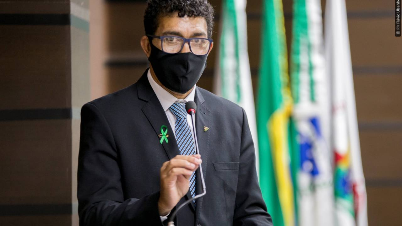Josias homenageia primeira dama Fabiola Paranhos eleita nova Presidente da Adamop