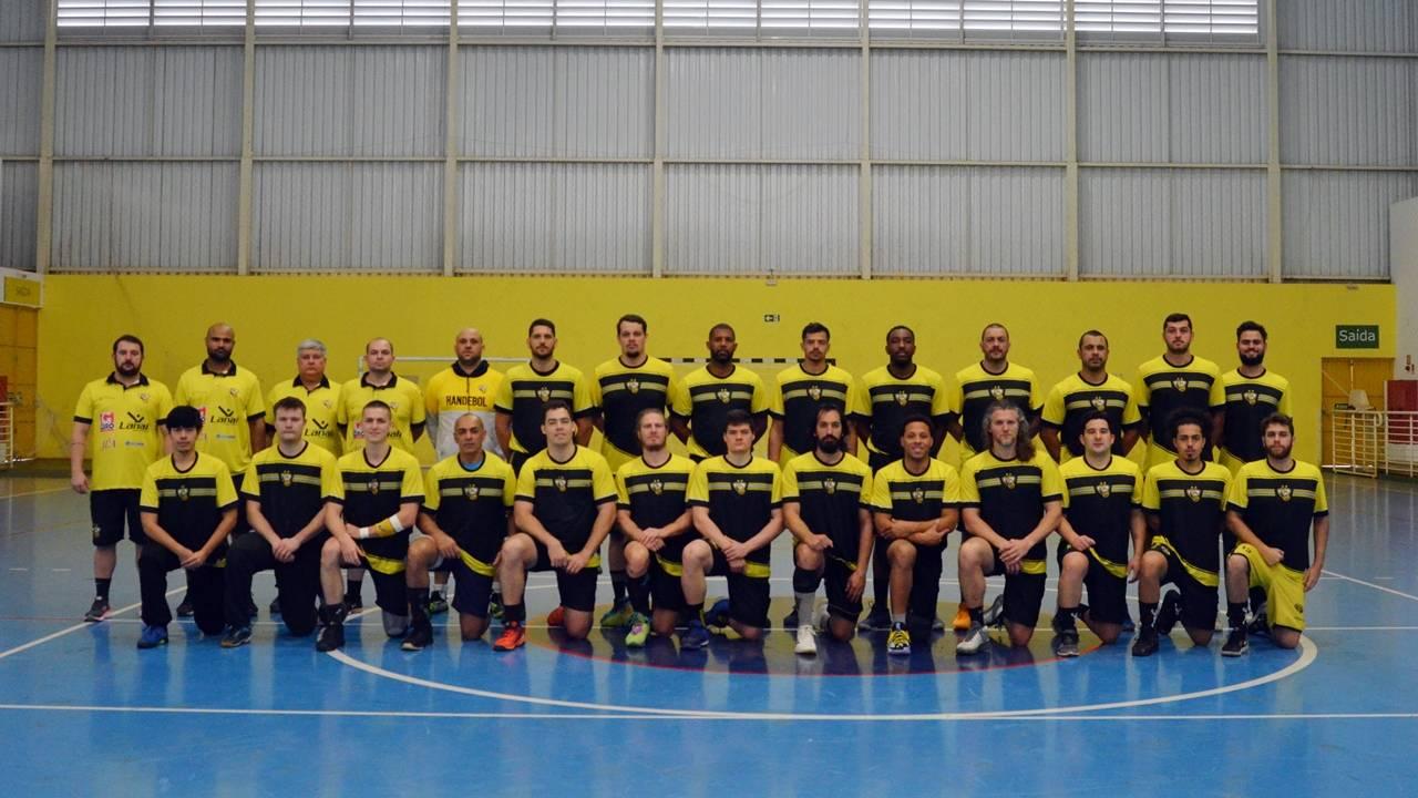 Cascavel Handebol Masculino estreia neste domingo (5), no Campeonato Paranaense