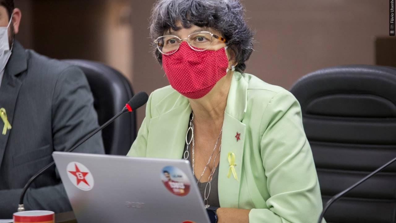 """Professora Liliam encaminha moção contra redução de disciplinas de """"Sociologia, Filosofia e Arte"""""""