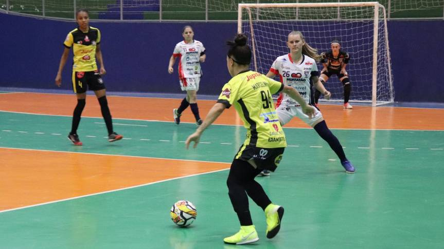 Campeonato Paranaense Série Ouro Feminino de Futsal terá oito clubes em 2021