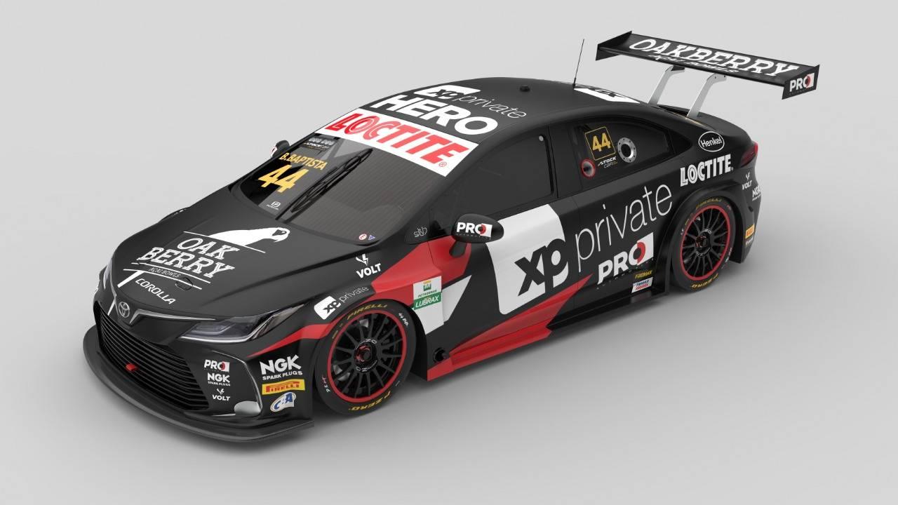XP Private irá patrocinar jovem piloto Bruno Baptista na Stock Car