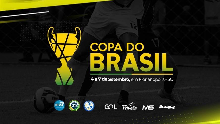 Liga Oeste irá levar duas equipes para disputar a Copa do Brasil de Fut7 em Florianópolis