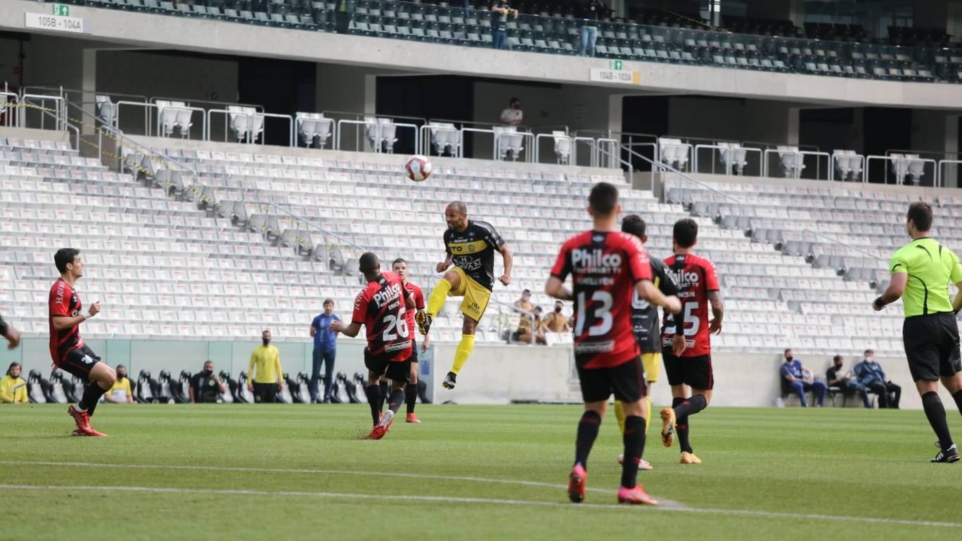FC Cascavel realiza novos exames e tem três jogadores liberados para o jogo contra o Athletico