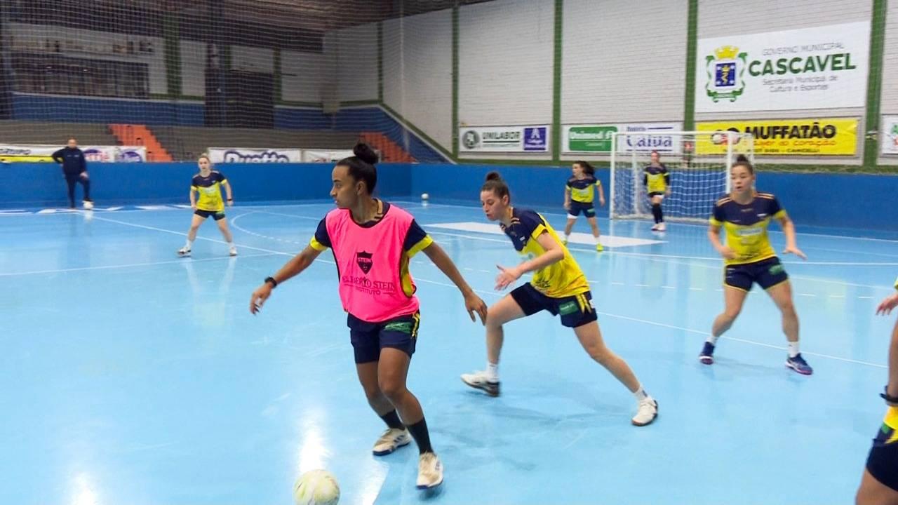 Stein e São José duelam pelo Novo Futsal Feminino Brasil