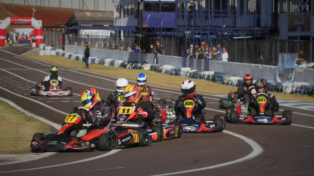 Metropolitano de Kart de Cascavel prossegue com a 2ª etapa no sábado