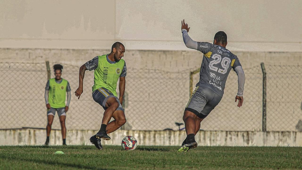 Fora de casa, FC Cascavel enfrenta Marcílio Dias pela segunda rodada do Brasileirão Série D