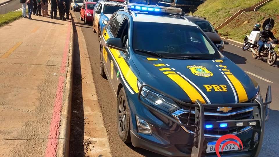 Guarda Municipal e PRF impedem que mãe deposite dinheiro na conta de falsos sequestradores em Foz