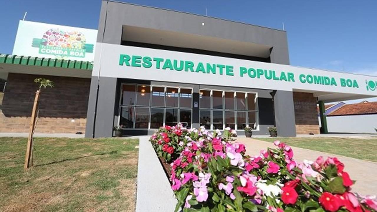 Liberação de recursos permitirá construção de novo restaurante popular
