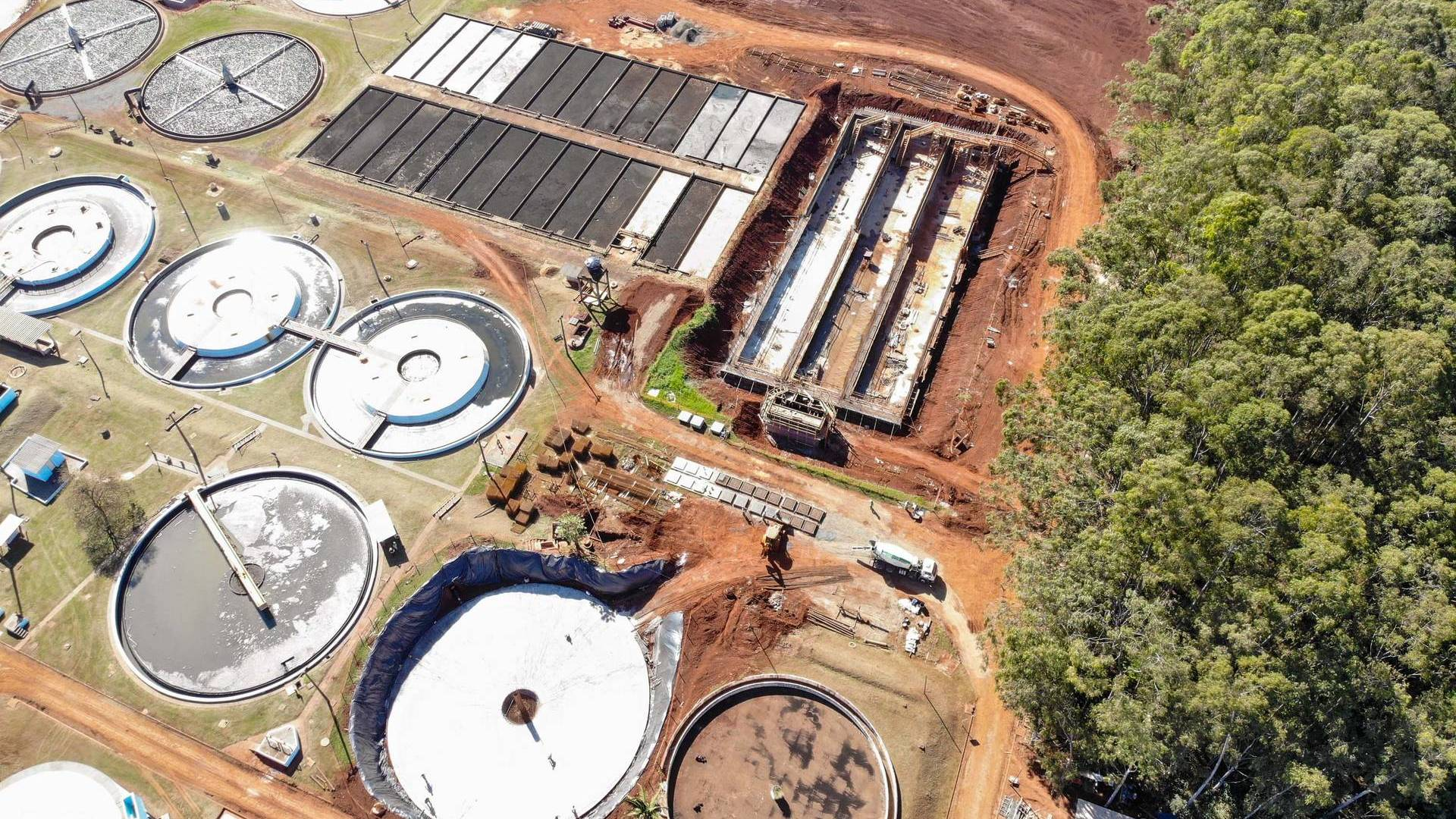 Governo envia à Assembleia proposta de regionalização dos serviços de água e esgoto