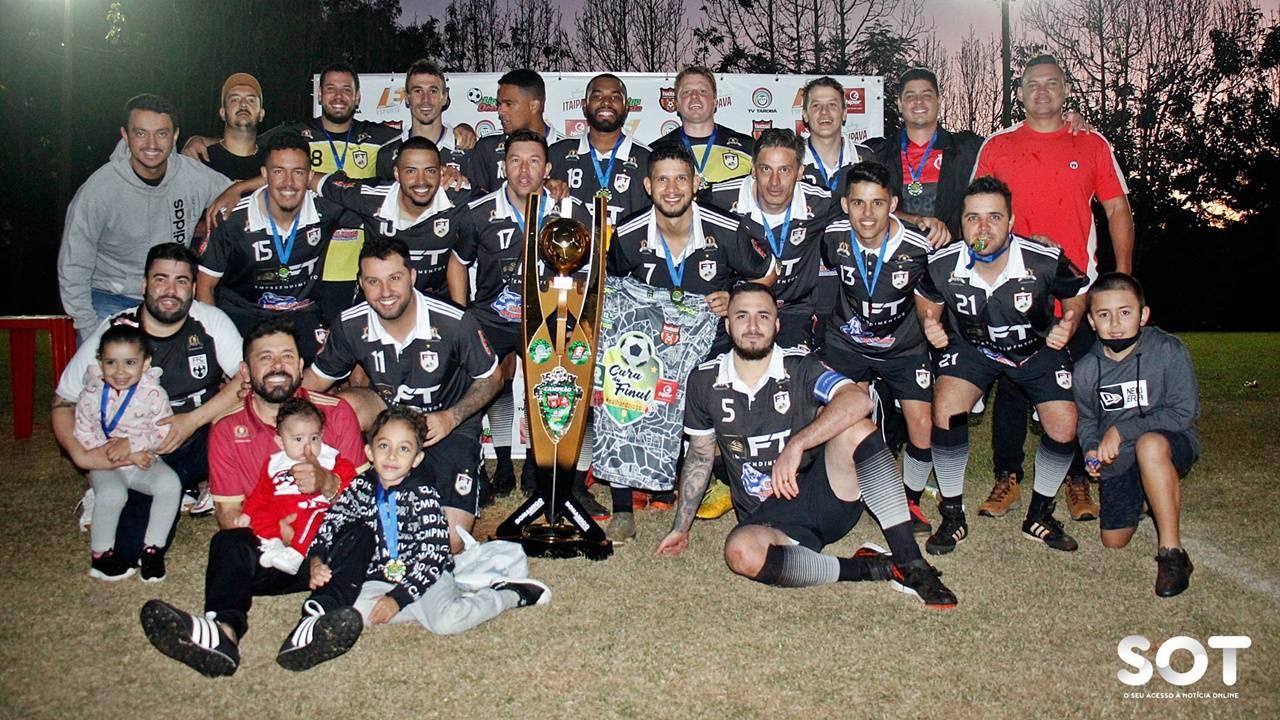 FT Fercaus é o grande campeão do 11º Campeonato Chácara Fardoski