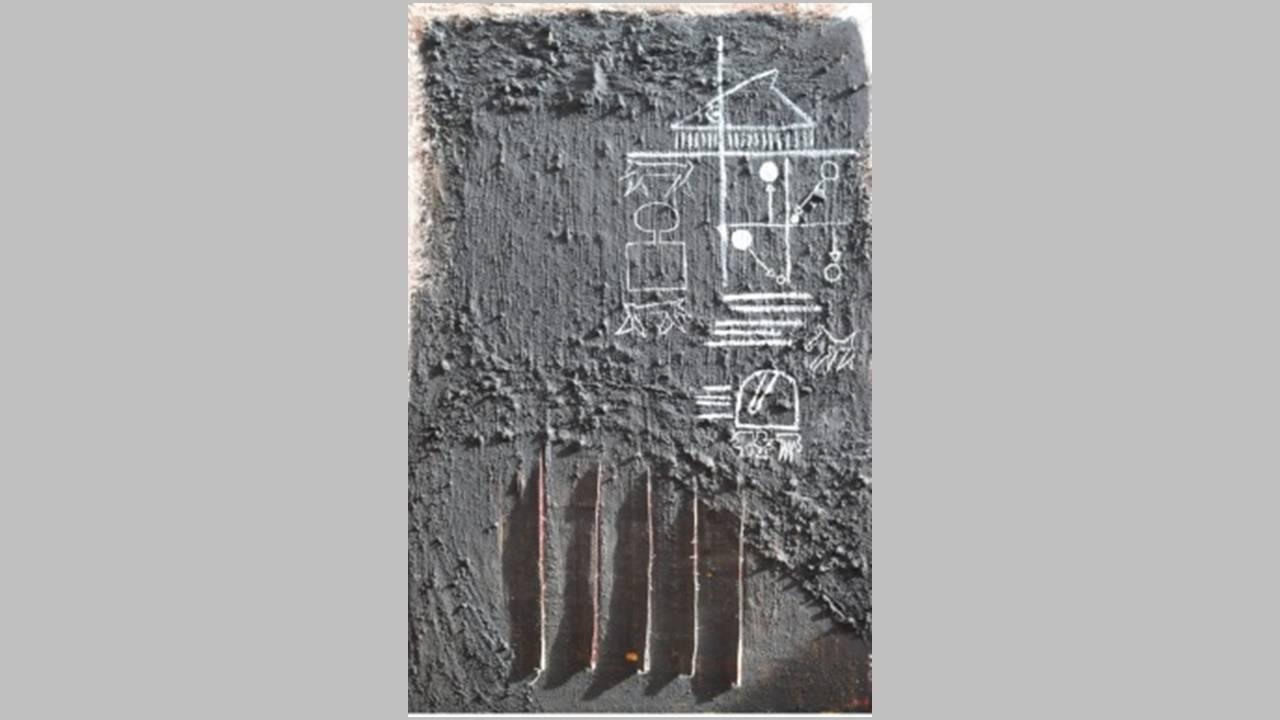 """Arte """"Fantasma"""" está em exposição no Museu de Arte de Cascavel"""