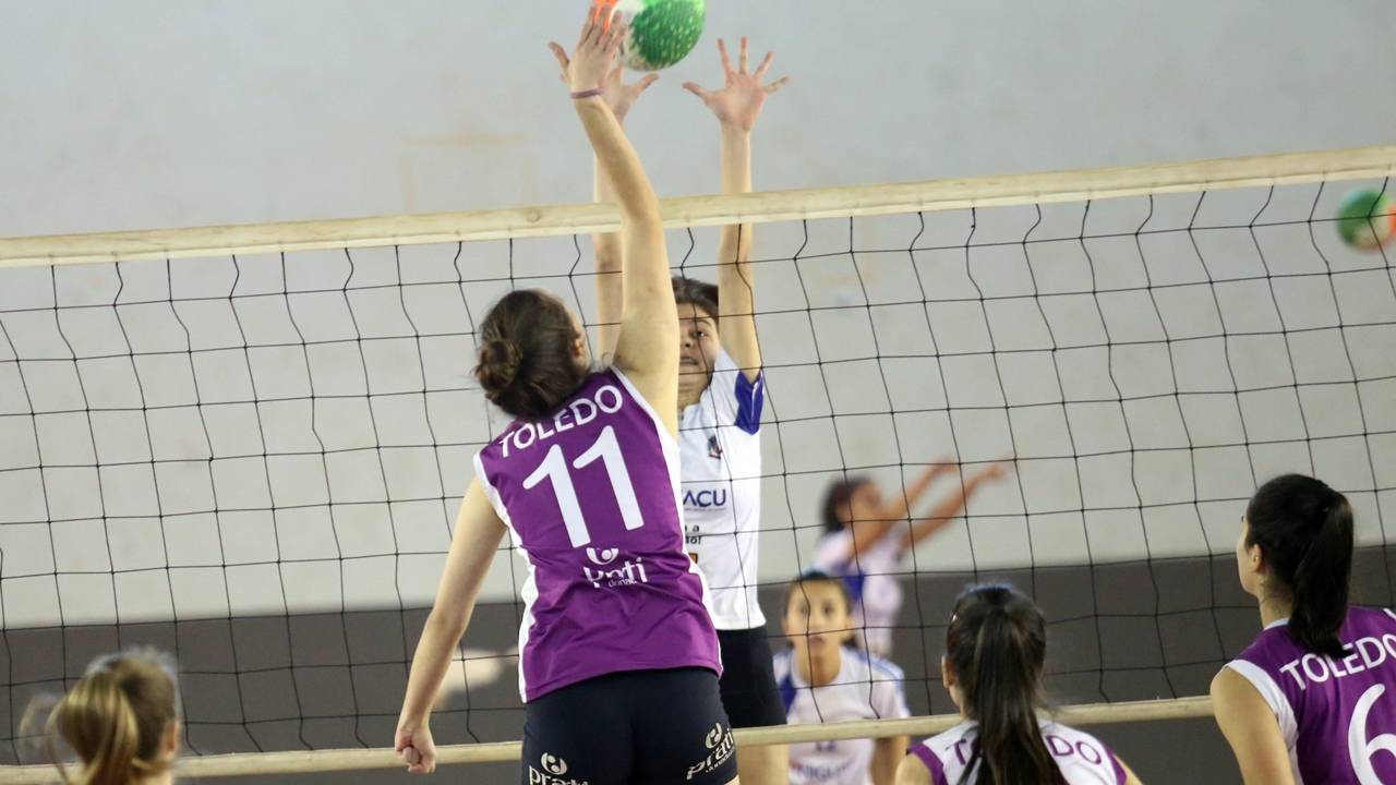 Voleibol de Toledo estuda retorno gradativo dos treinamentos