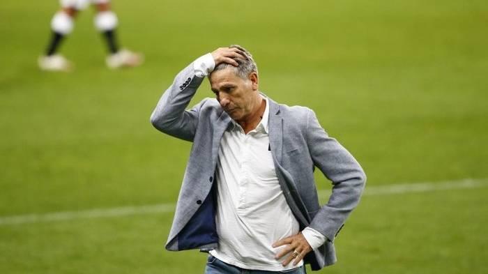 Renato Portaluppi deixa o cargo de técnico do Grêmio
